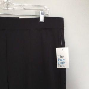 3/$25 Croft & Barrow Easy Care Pants NWT